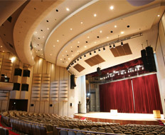 KS Audio Speaker Installation University in Seoul Korea