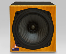 KS Digital C5 Studio Monitor on the Home Page